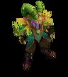 Shaco Arcanist (Emerald)