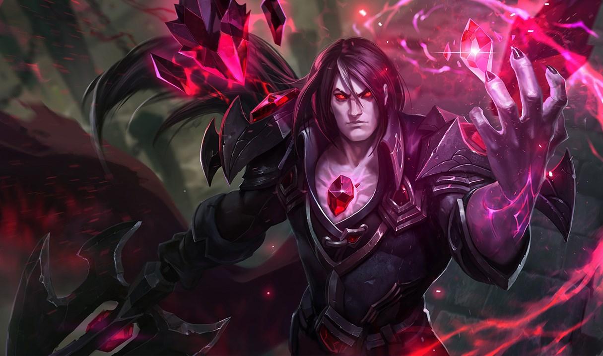 Taric BloodstoneSkin