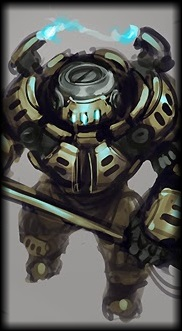 Emptylord Steel Legion Nautilus