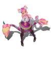 Evelynn SugarRush (Rose Quartz)