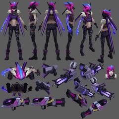PROJECT: Jinx Model