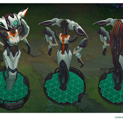 Program Lissandra Concept (by Riot Artist <a href=