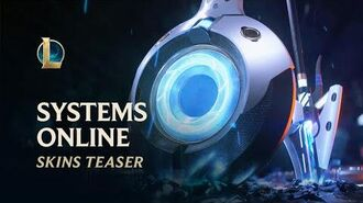 Pulsefire 2020 Systems Online Official Skins Teaser - League of Legends
