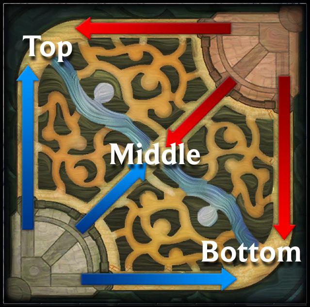 map league of legend