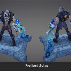 Freljord Sylas Model 3 (by Riot Artist <a href=