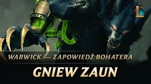 Warwick - Gniew Zaun