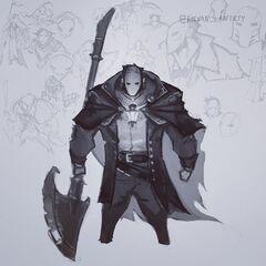 Undertaker Yorick Update Concept 2 (by Riot Artist <a href=