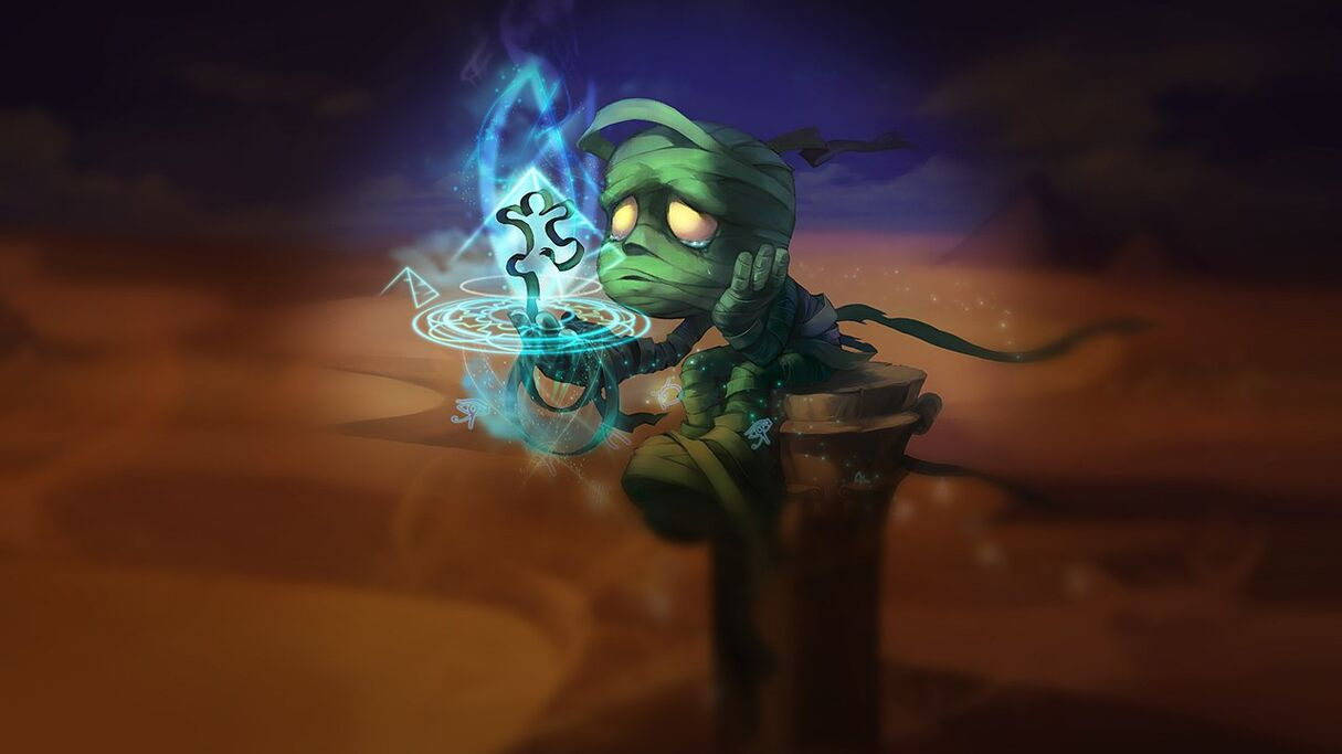 Amumu OriginalCentered
