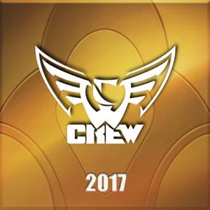 File:Crew e-Sports Club 2017 (Gold) profileicon.png