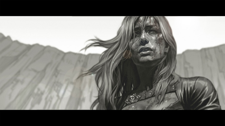 Garen Katarina EnemyofmyEnemy Cinematic concept 25
