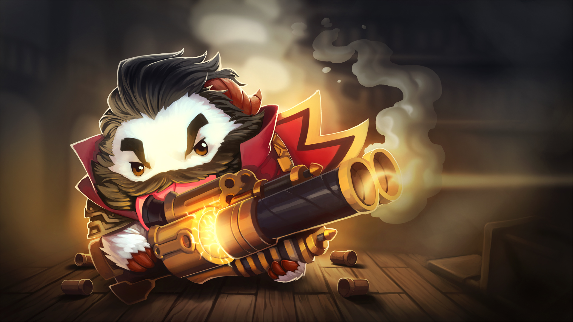 Bild - Graves Poro.jpg | League of Legends Wiki | FANDOM ...