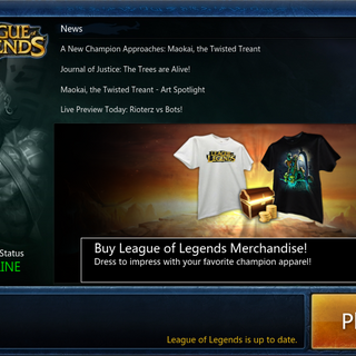 Launcher | League of Legends Wiki | FANDOM powered by Wikia
