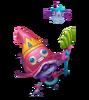Lulu PoolParty (Rose Quartz)