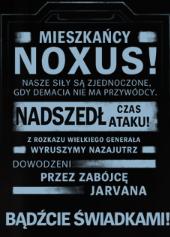Noxus - Obwieszczenie