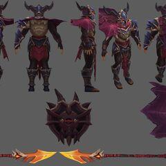 Dragonslayer Pantheon Update Model