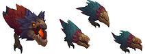Razor Beaks concept 05