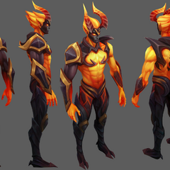 Infernal Varus Model