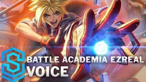 Voice - Battle Academia Ezreal SUBBED - English