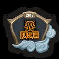 Worlds 2017 Kuala Lumpur Hunters Emote.png