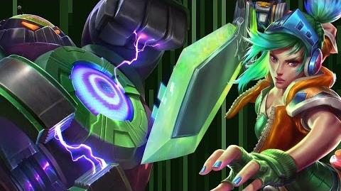 Arcade 2015 PRESS START Skins Trailer - League of Legends