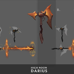 High Noon Darius Concept 4 (by Riot Artist <a href=
