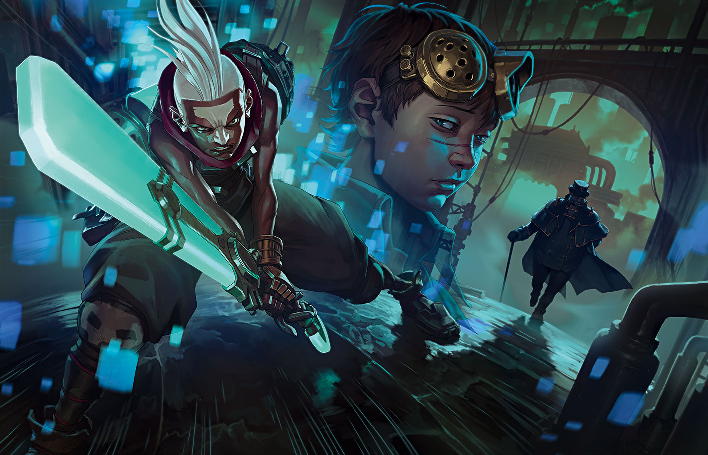 Ekko Chronobreak cover