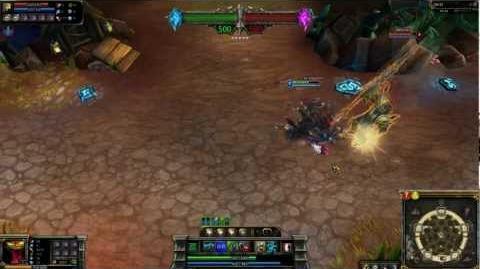 Gentleman Cho'gath League of Legends Skin Spotlight