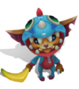 Gnar Dino (Aquamarine)