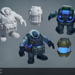Arctic Ops Gragas Model (by Riot Artists <a href=