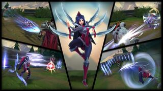 Irelia Update Screenshots