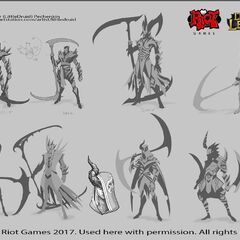 Kayn Concept 8 (by Riot Artist <a rel=