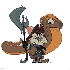 Kled Concept 5 (by Riot Artist <a rel=