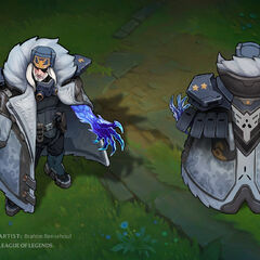Northern Front Swain Update Concept 1 (by Riot Artist <a href=