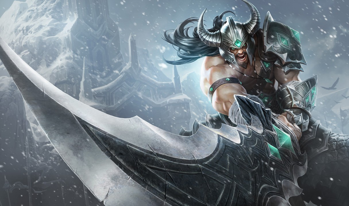 Tryndamere/Skins | League of Legends Wiki | FANDOM powered