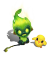 Amumu Infernal (Emerald)