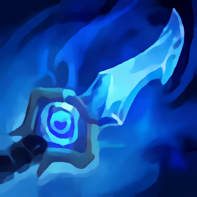 Auge des Frosts item