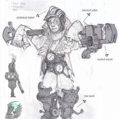 Grafika koncepcyjna Ekko 4