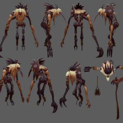 Fiddlesticks Update Model 7 (by Riot Artist <a href=