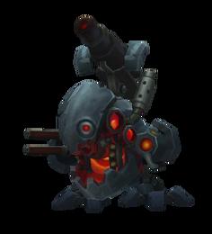 Kog'Maw Battlecast Render