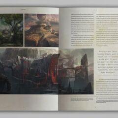 2014 Runeterra Map Concept 7 (by Riot Artist <a href=