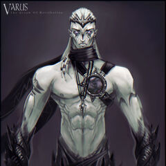 Varus Concept (by Riot Artist <a href=