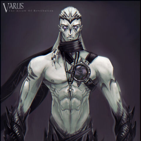 Grafika koncepcyjna Varusa (w wykonaniu Eoina Colgana)