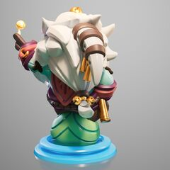 Bard Statue Model 2 (by Riot Artists <a href=