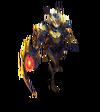 Diana Dragonslayer (Citrine)