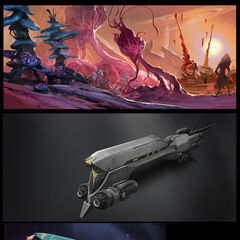 Odyssey: Welcome Aboard Concept 18 (by Riot Artist <a href=