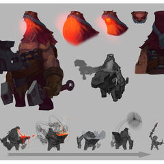Ornn Concept 3 (by Riot Artist <a href=