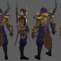 Yellow Jacket Shen Update Model