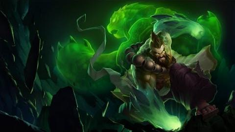 Spirit Guard Udyr Turtle Stance