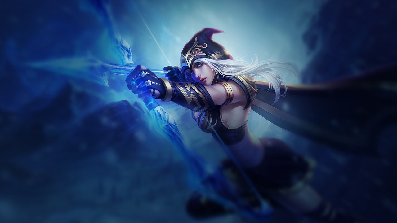 Ashe OriginalCentered
