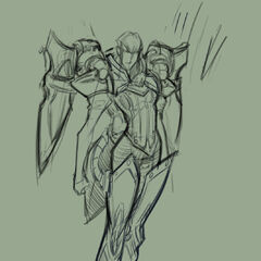 Camille Early Concept 1 (by Riot Artist <a href=
